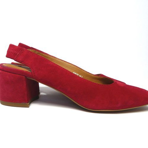 zapato ante rojo Other Stories 1